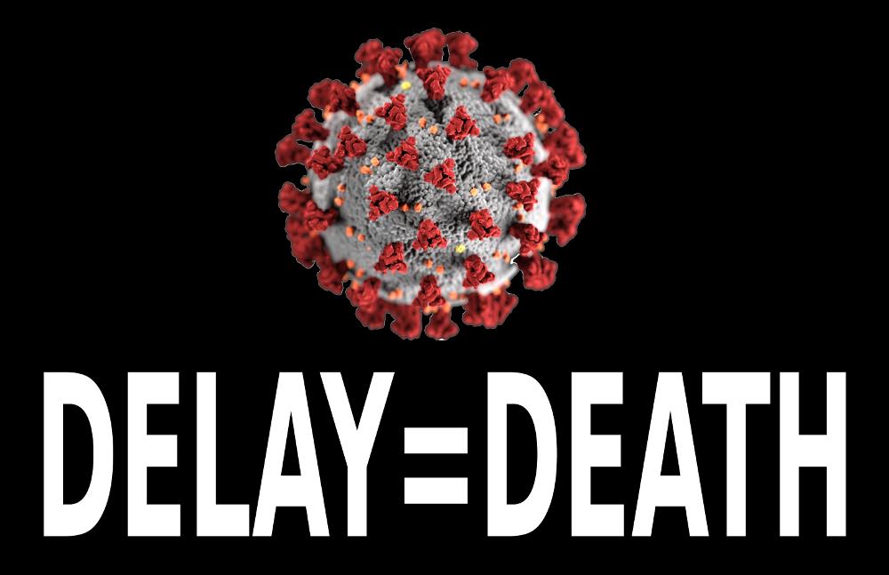DELAY=DEATH